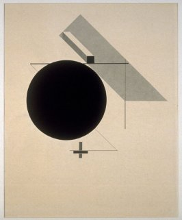 Abstraction in Black and White, sheet from the Kestner portfolio