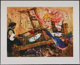 Women Working: Loom