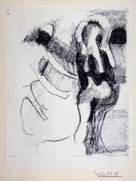 """Untitled (first print in """"Drawings"""")"""