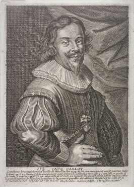 Portrait of Jacques Callot