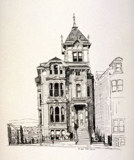 [Pictures of houses in San Francisco]