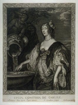 Lucy Percy, Countess of Carlisle