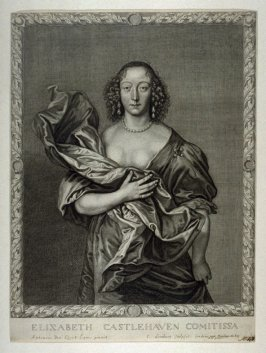 Portrait of Elizabeth, Countess of Castlehaven