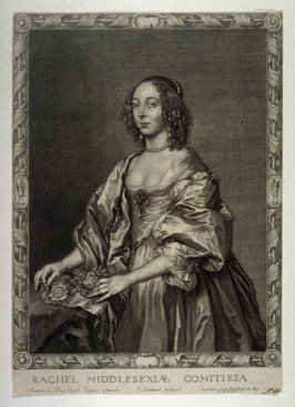 Portrait of Rachel, Countess of Middlesex