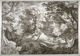 Landscape with Daphne Pursued by Apollo