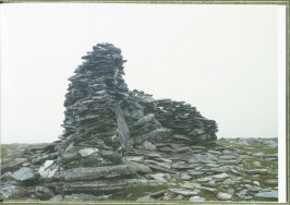 First plate in the book No Where (Stromness, Orkney: Piers Art Centre, 1994)