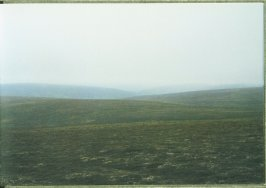Sixth plate in the book No Where (Stromness, Orkney: Piers Art Centre, 1994)
