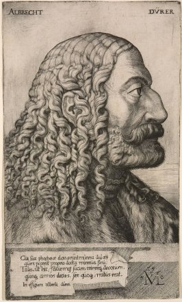 Portait of Albrecht Dürer