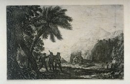 Scene de Brigands (Landscape with Brigands)