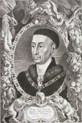 Portrait of Philip the Good, Duke of Burgundy
