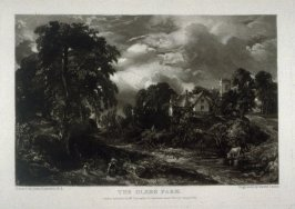 Plate 20: The Glebe Farm, from the album 'Various Subjects of Landscape, Characteristic of English Scenery' (London: John Constable, 1830-[1832])