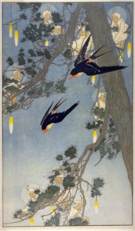 Swallows (or Land of the Blue Bird)
