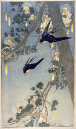 Swallows (or The Land of the Blue Bird)