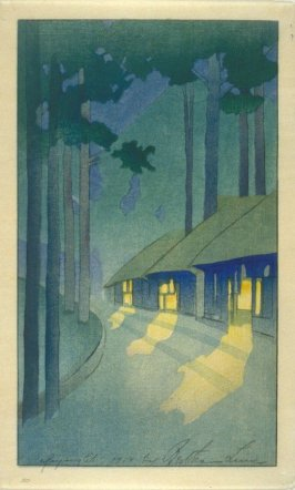 The Road to the Forest (to Nikko)
