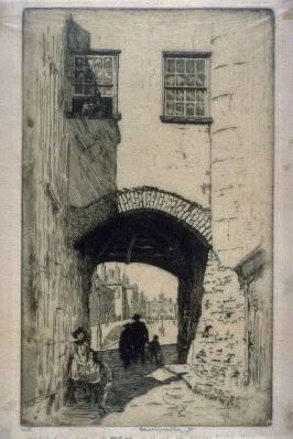 Old Gate, Ludlow