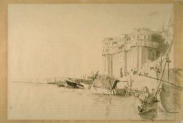 Waterfront at Benares