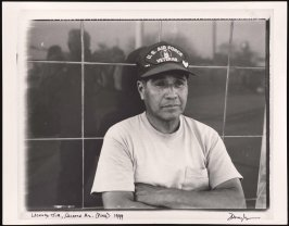 Leonard Jim, Pima Reservation, Sacaton, Arizona