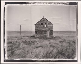 Abandoned Homestead, Carson County, South Dakota
