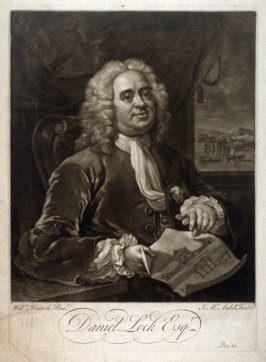 Daniel Lock, Governor of the Foundling Hospital