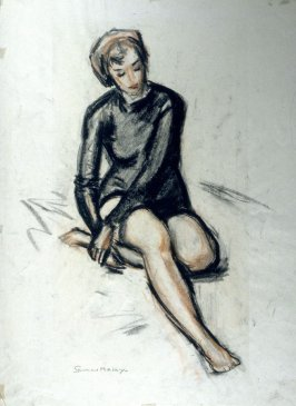 [Female Figure]