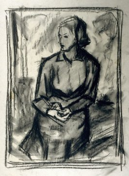 Figure of Young Woman