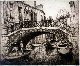 Bridges and Palaces, Venice