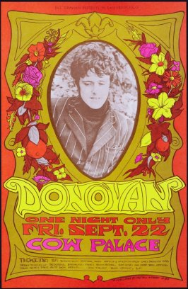 Donovan, September 22, Cow Palace