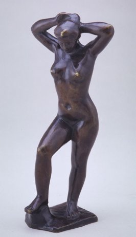 Standing Female Figure (Baigneuse aux bras leves)