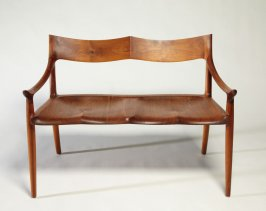 No. 46, Open Arm Settee