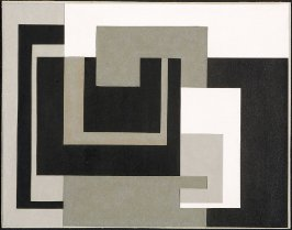 Untitled (Composition in Black and White)