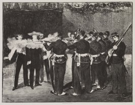 L'Execution de Maximilien (The Execution of Maximilian)
