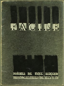 Facile by Paul Eluard (Paris: Editions G. L. M., 1935)