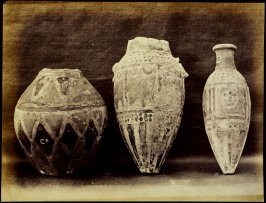 Object from the British Museum: ceramic vases
