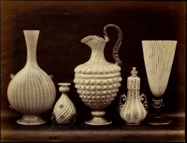 Objects from the British Museum: glass vessels