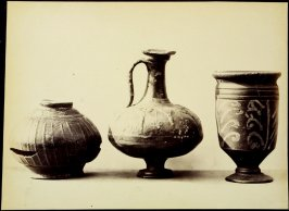 Object from the British Museum: ceramic vessels
