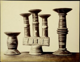 Objects from the British Museum: candlesticks