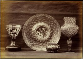 Objects from the British Museum: Post-Roman glass