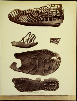 Objects from the British Museum: Roman footware