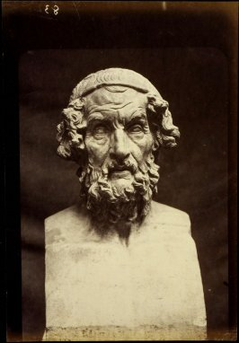 Object from the British Museum: Roman bust