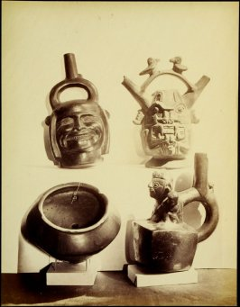 Objects from the British Museum: Pre-Columbian