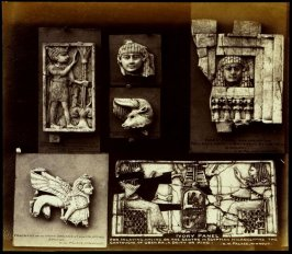 Objects from the British Museum: Assyrian