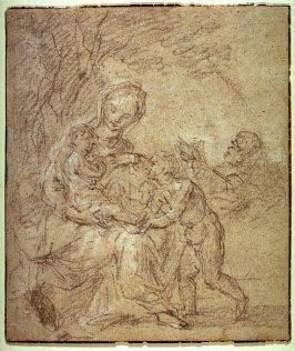 Recto:Holy Family
