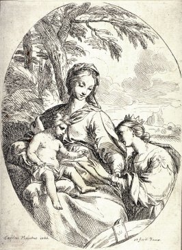 The Mystic Marriage of St. Catherine