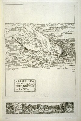 Old Lumber, pl. 2 from Beulah Land: Fifteen Etchings by Fred Martin (Berkeley: Crown Point Press, 1966)