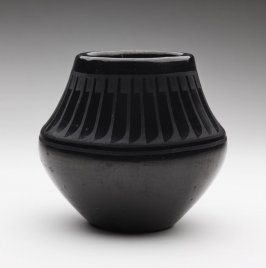 Black on Black jar
