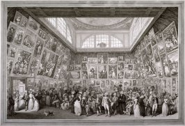 The Exhibition at the Royal Academy