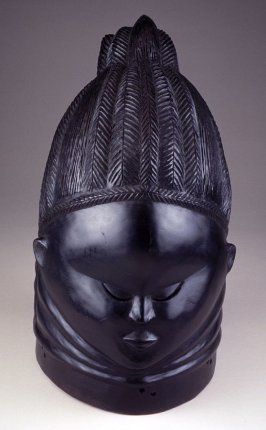 Sowei Mask for Sande Society