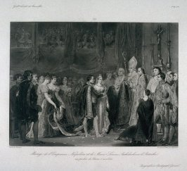 Marriage of Napoleon and Marie-Louise, Archduchess of Austria