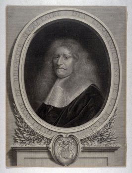 Guillame de Brisacier, Secretary to the Queen of France