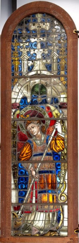 """""""Saint Michael and the Dragon"""", from Carmelite Church"""